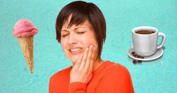 Dental sensibilidad causa la