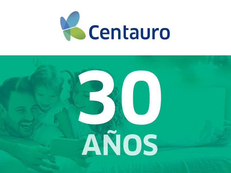 Centauro 30 Años