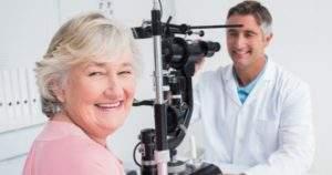 5 Pruebas oculares para adultos mayores