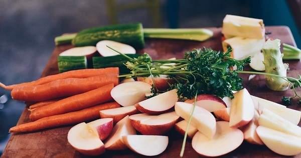 Alimentos que fortalecerán tu vista