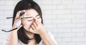 Aprende a reconocer si padeces de vista cansada