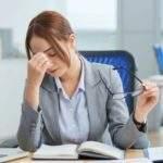Efectos secundarios del estrés en la visión