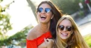 Gafas de sol mejor protección contra rayos UV