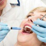 Limpieza dental con ultrasonido