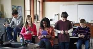 Presbicia en adolescentes el papel de los Smartphone