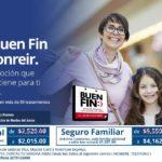 Promoción Seguros Centauro El Buen Fin 2019