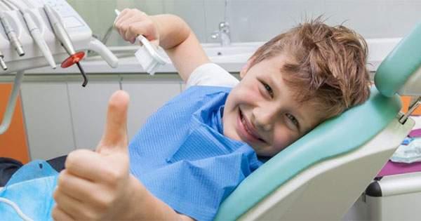 Tips para que los niños superen el miedo al dentista